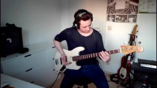 Red Hot Chili Peppers - Dark Necessities [Bass Cover]