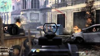 Call of Duty: Modern Warfare 3 - Survival Solo Lockdown Waves 7-16 [INSANE DIFFICULTY]