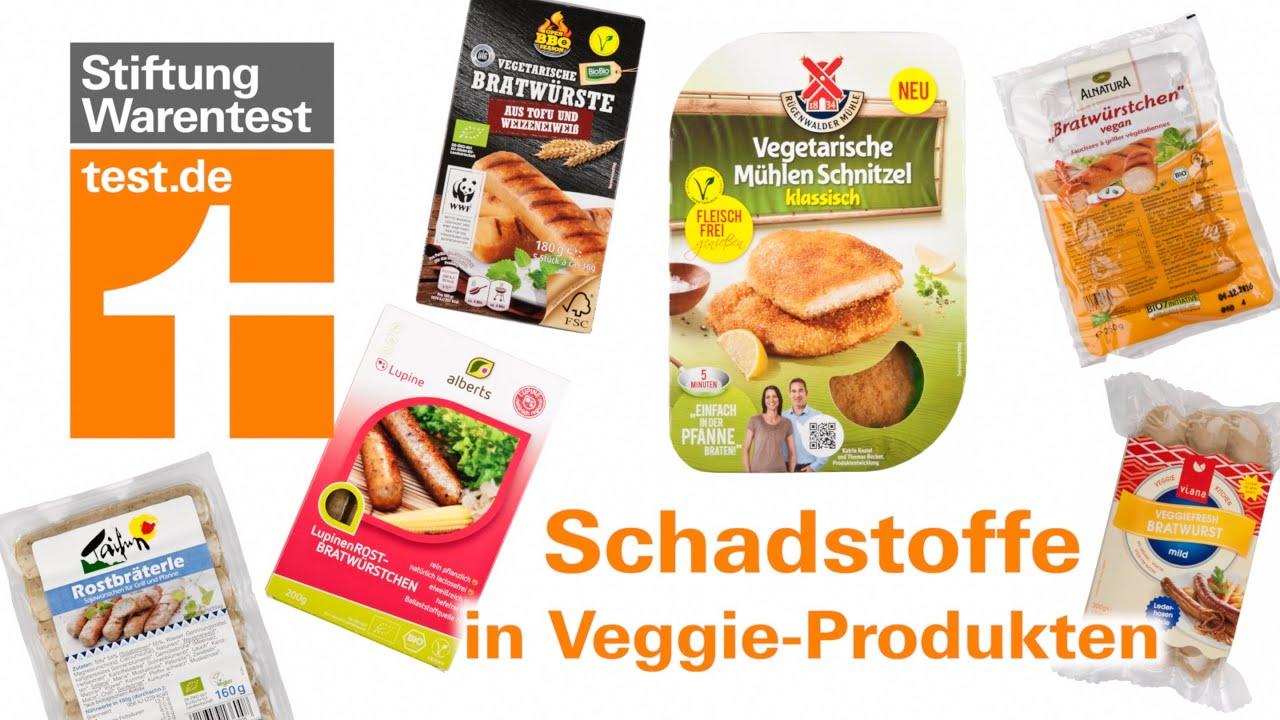 Verzauberkunst Tofu Nährwerte Sammlung Von Test Fleischersatz: Schadstoffe In Veggie-schnitzel & -würsten