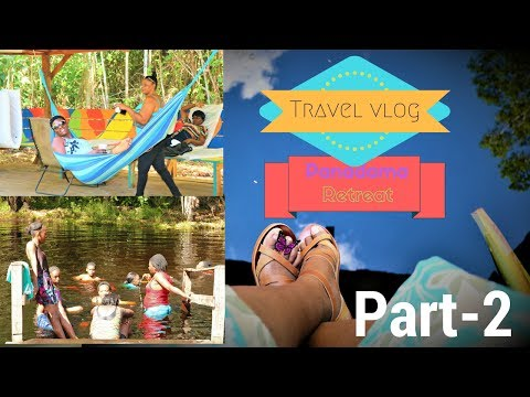 ♔ Travel Vlog ♔ | Guyana - Pandama Retreat | Part 2