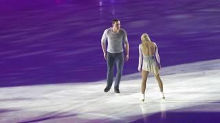 Art on Ice 2019 - Aljona Savchenko & Bruno Massot - James Blunt