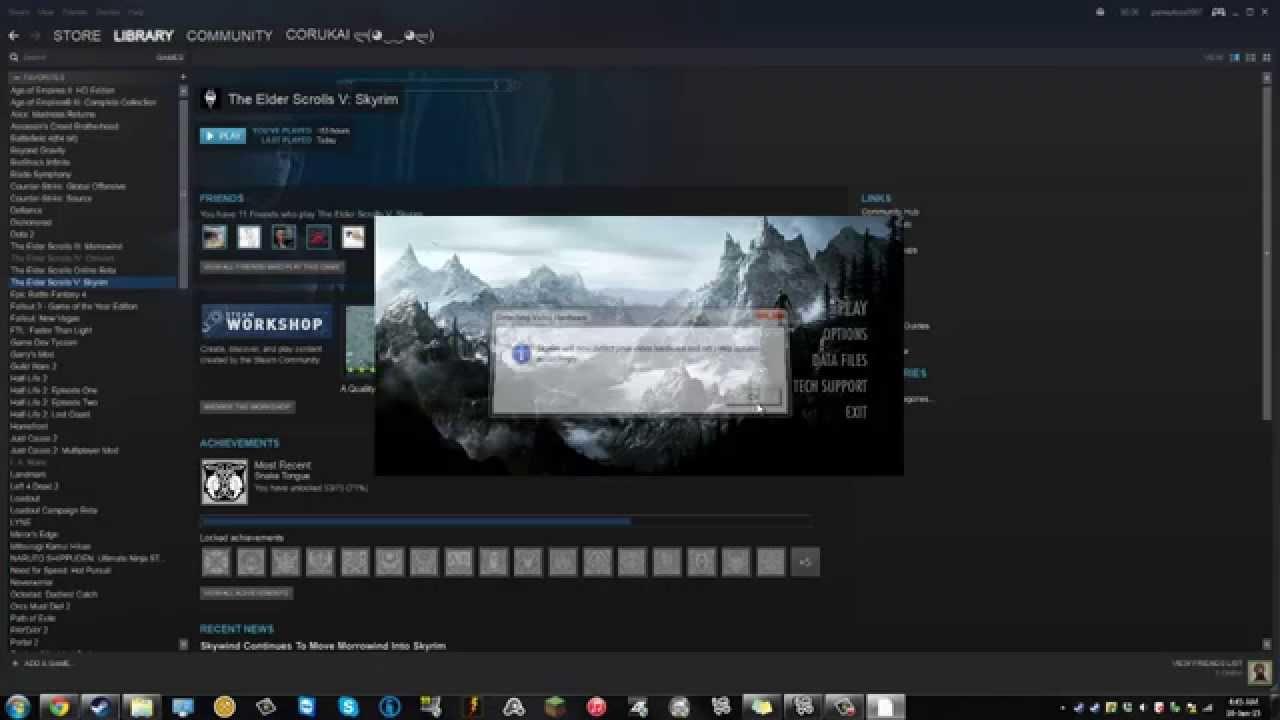 Steam games not starting (error code 80) - YouTube