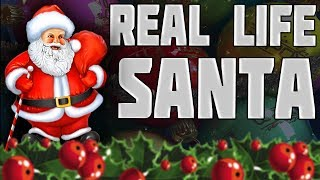 THE REAL SANTA for those who don