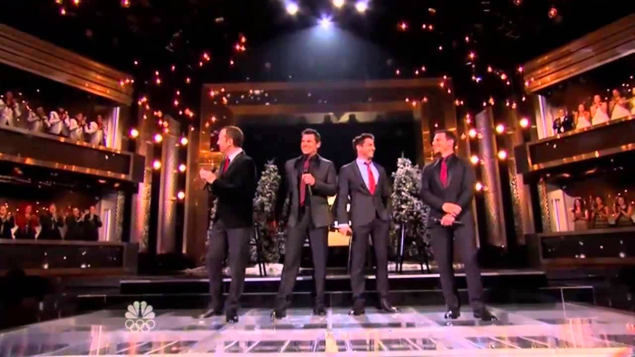 I'll Be Home For Christmas - 98 Degrees - The Sing Off Season 4 ...