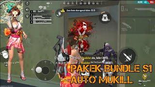 BAR-BAR MAKE BUNDLE S1 AUTO MUKIL!!! |GARENA FREE FIRE