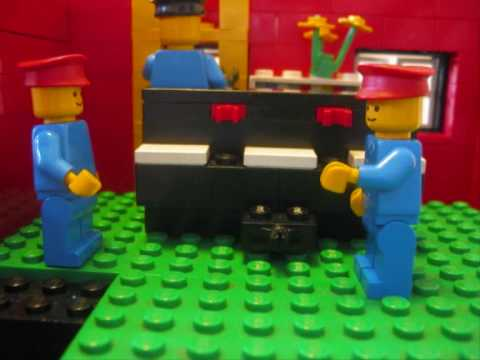 Bernard Cribbins, Right Said Fred Lego