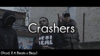 "*Free* - Drill Type Beat ""Crashers""   Prod. P.A x Bkay thumbnail"