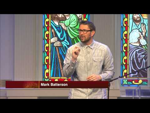 7 Days Ablaze: Mark Batterson - September 26, 2014 - YouTube