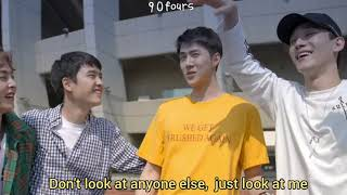 EXO (엑소) - BIRD ( FMV) WITH ENG SUB.