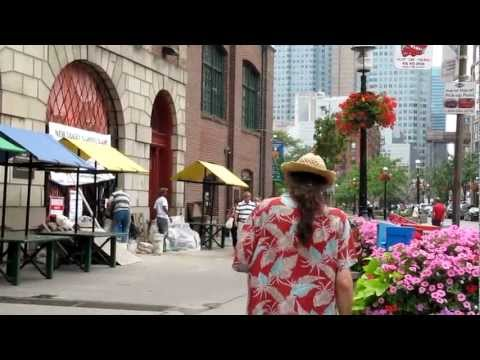 Toronto - St Lawrence Market (Jarvis Street/ Front Street) Views