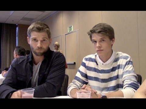 Under the Dome - Mike Vogel, Marg Helgenberger, Colin Ford Interview