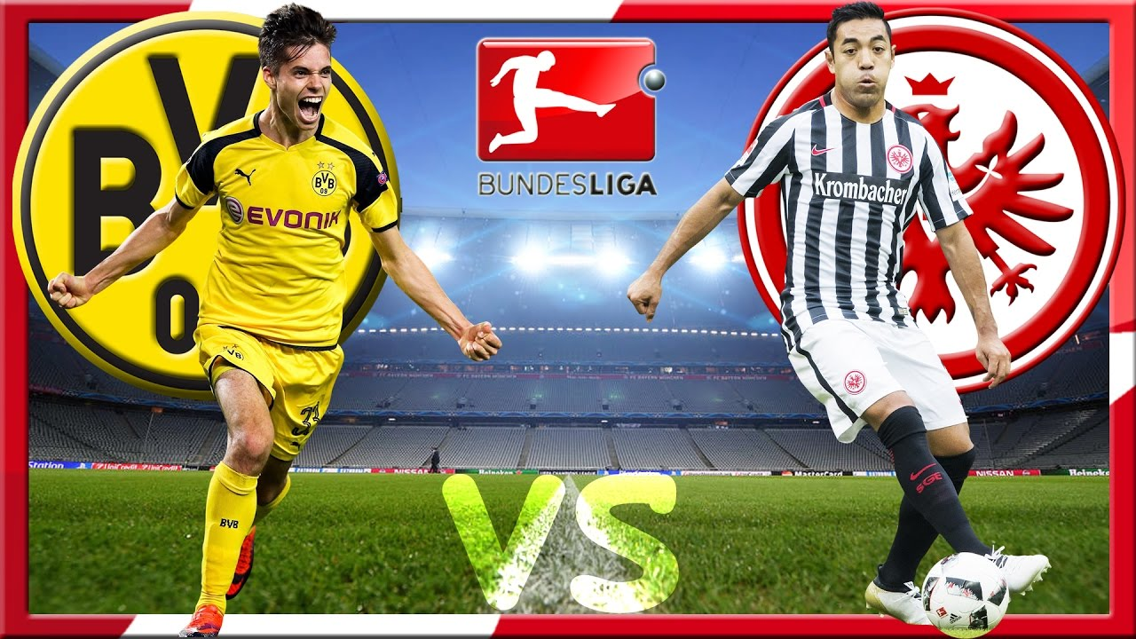 Borussia Dortmund Vs Eintracht Frankfurt 3 1 Bundesliga 15