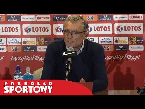 Adam Nawałka po meczu Polska - Czarnogóra 4:2 i awansie do MŚ