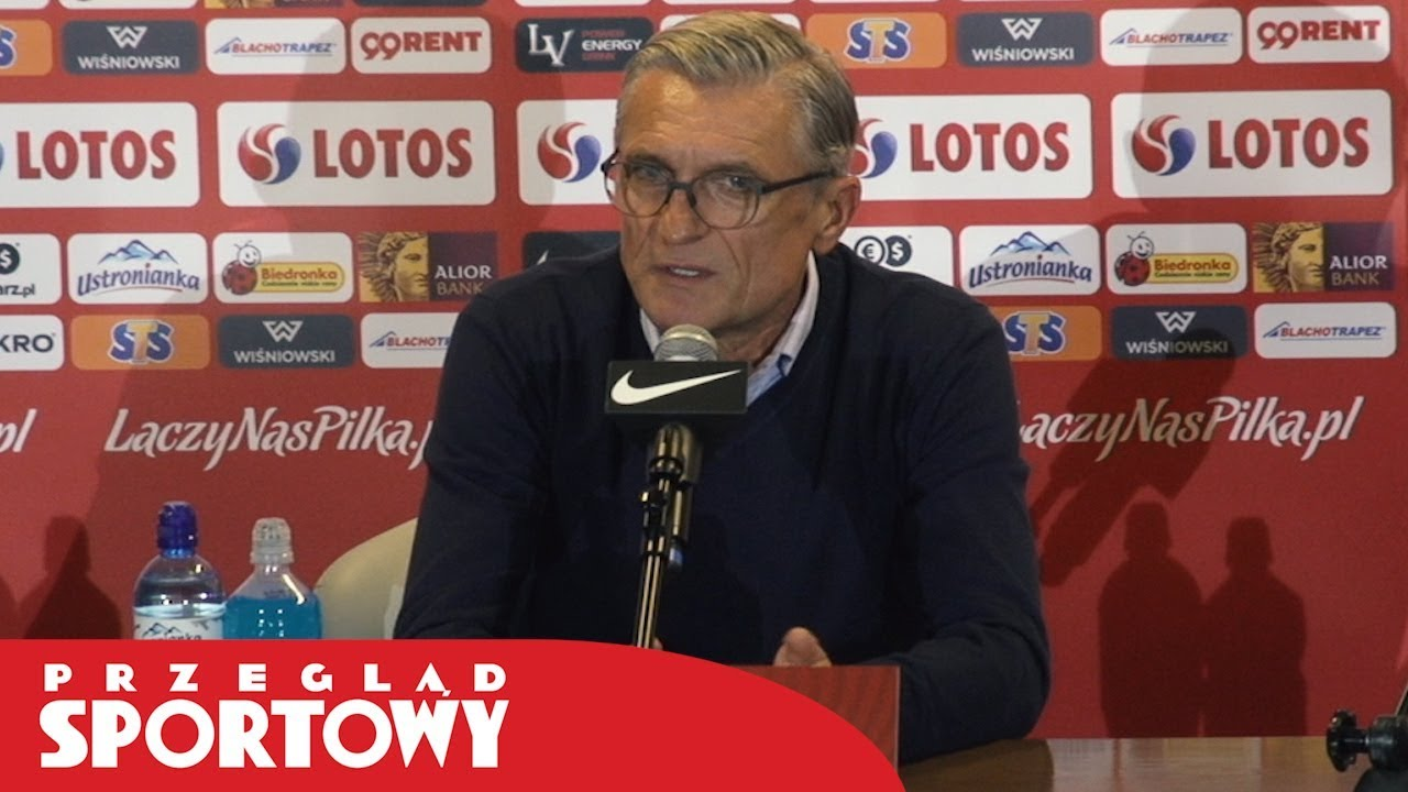 Adam Nawałka po meczu Polska – Czarnogóra 4:2 i awansie do MŚ