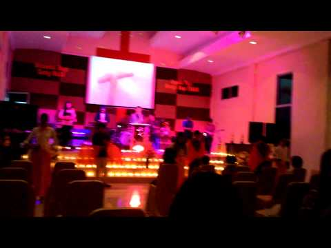 Galilea Youth Party ( worship - 12 July 2015 )