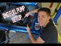 Holley EFI How to set up a secondary fuel pump