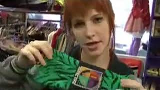 PARAMORE - FUNNY MOMENTS: HAYLEY WILLIAMS