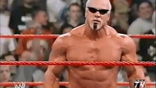 Scott Steiner vs. Triple H - HIGHLIGHTS