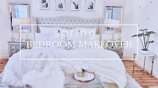 💪🏼 EXTREME DEEP SPRING CLEANING AND BEDROOM MAKEOVER | SPEED CLEANING PREGNANCY EDITION 😁