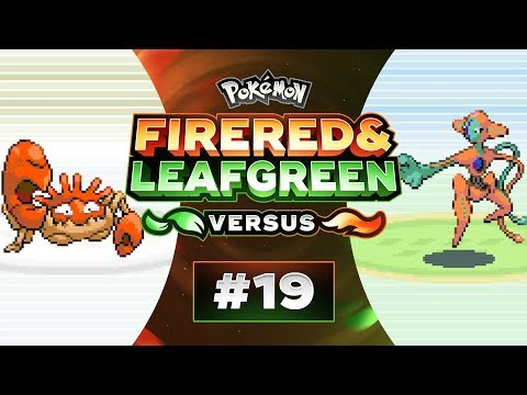 Pokemon Fire Red and Leaf Green Versus - EP19 | VERSUS HISTORY!