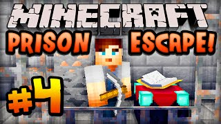 "Minecraft PRISON ESCAPE - Episode #4 w/ Ali-A! - ""AWESOME ENCHANT!"""