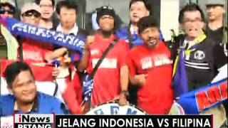 Video Gol Pertandingan Indonesia vs Filipina