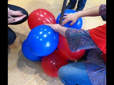 Como hacer adornos con globos paso a paso youtube - Hacer munecos con globos ...