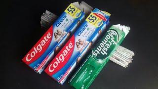 Toothpaste box craft ideas | Colgate box reuse | Reuse of Toothpaste box | Best out of waste