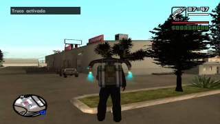 tutorial como descargar misterix mod para gta san andreas y gameplay