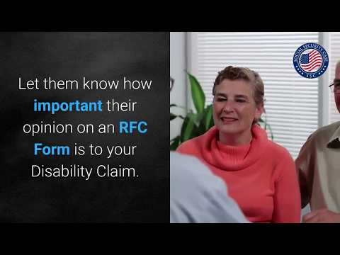 Top 5 Questions About Disability and RFC Answered