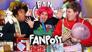 FAN PACKT MEINE FANPOST AUS - XXL Special | Joey