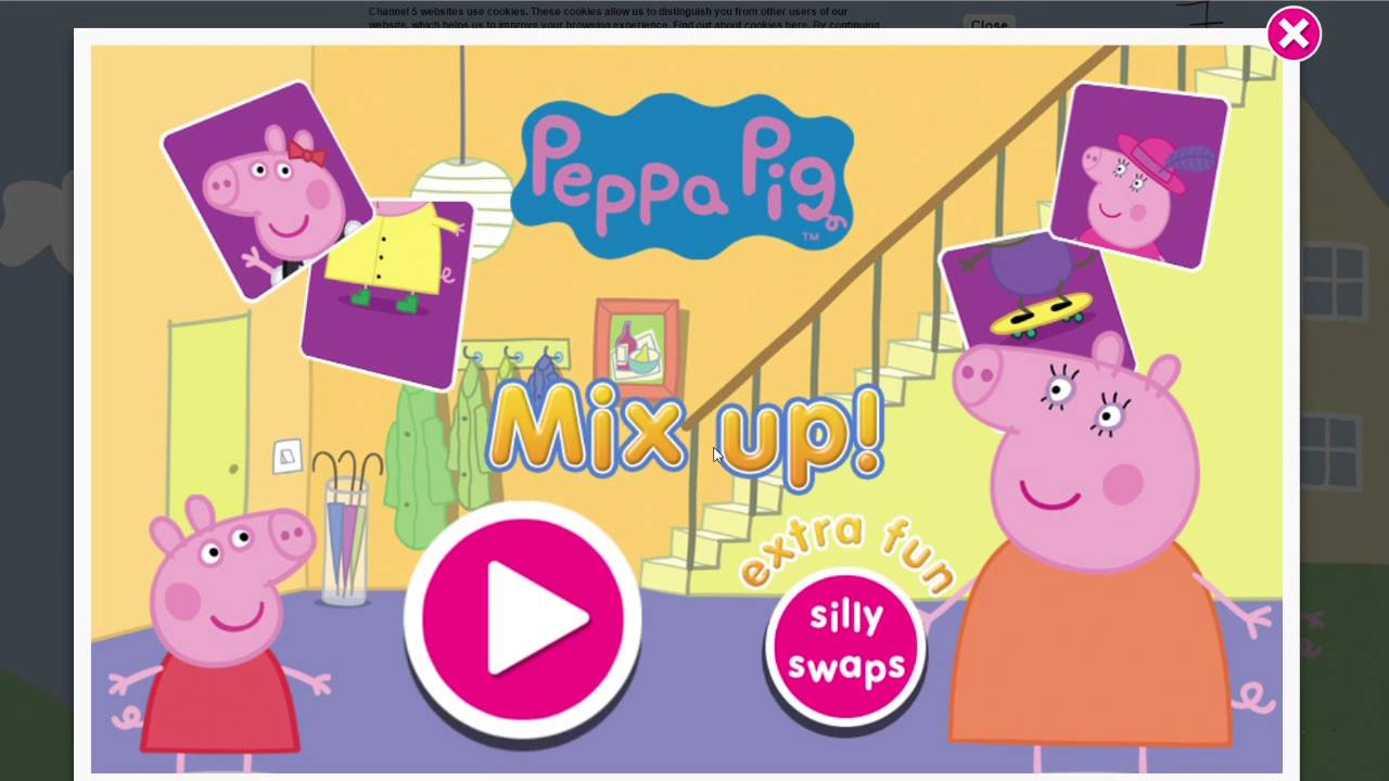 Peppa Pig Milkshake Games best game demos for kids