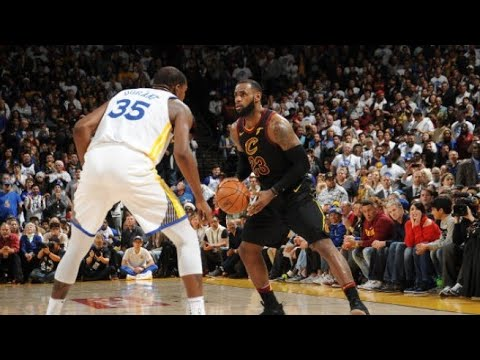 LeBron James vs Kevin Durant | 25.12.2017