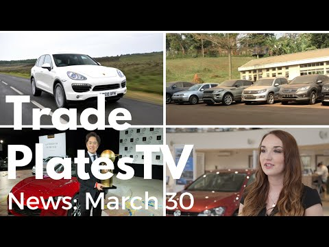 Trade Plates TV News: World Car of the Year announced, Volkswagen recall and a Dyson electric car
