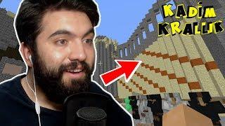 KALEME NE OLMUŞ ?? | Minecraft: Kadim Krallık | Bölüm 88