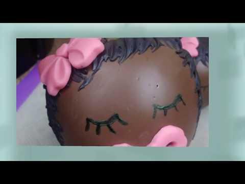 BABY FACE CHOCOLATE APPLE