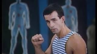 """Дмитрий Певцов...По прозвищу """"Зверь """". Тренировки актера."""