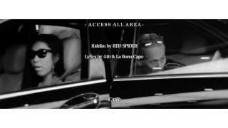 446 & LA BONO CAPO / Access All Area Music Video