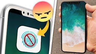 Złe wiadomości o iPhone 8