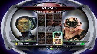 Tao Feng Fist Of The Lotus Xbox Gameplay