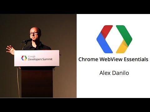 Chrome WebView Essentials