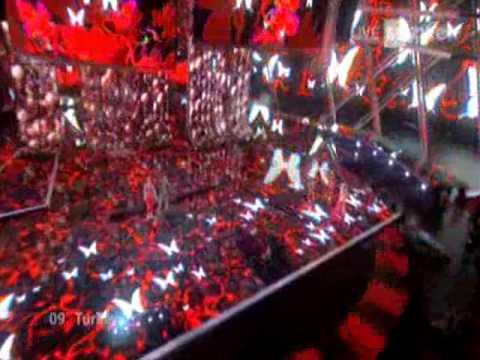 Eurovision Song Contest 2009- Turkey: Hadise - Düm Tek Tek
