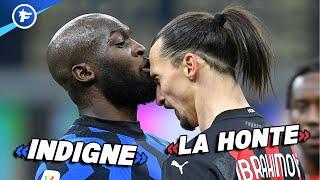 La bagarre Ibrahimovic-Lukaku fait jaser en Italie | Revue de presse