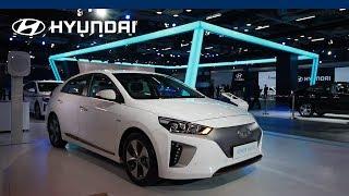 Hyundai IONIQ Electric & Hybrid | Auto Expo 2018
