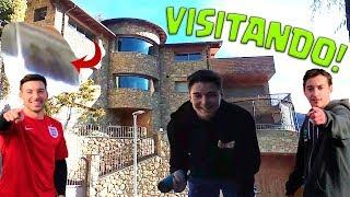 VISITANDO LA CASA DE BYVIRUZZ Y DE BYTARIFA EN ANDORRA ! COMO REACCIONAN CUANDO PONES UN VIDEO SUYO