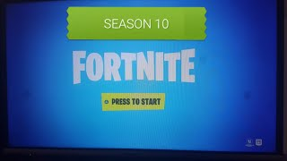 SEASON 10 ... How to play fortnite without xbox live in season 10 !!