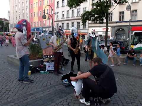 The Prophets, Berlin, Hermannplatz I
