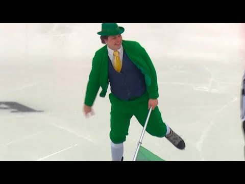 NHL Bloopers of The Week: Luck of The Irish!
