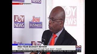 VAT has been increased through 'back door' - Joy News Today (19-7-18)