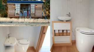 Ecoflo Waterless Composting Toilets